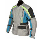 Spada Turini Motorcycle Waterproof Jacket Motorbike Breathable CE Armour Vented