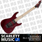 ESP LTD M-400 Deep Red Electric Guitar M400 M 400 *NEW* - Save $220.