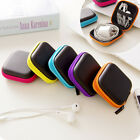 Thick Headset Protect Carry Hard Case Bag Storage Box Headphone Earphone Box New