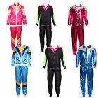 80s Unisex Height Fashion Scouser Tracksuit Shell Suit Costume Fancy Dress