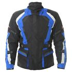 RST 1293 Tundra II Textile Motorcycle Jacket (blue) *** Now Only £70.00 ***