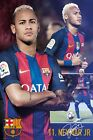 Barcelona FC Neymar Collage Maxi Poster 61 x 91,5 cm