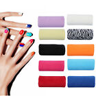 Washable Hand Pillow Cushion Nail Art Holder Soft Arm Rest Kit for Manicure Care