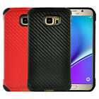 2x Heavy Duty Hybrid Rugged Shock Proof Case Covers for Samsung Galaxy Note 5