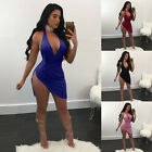 Sexy-Women-Summer-Bandage-Bodycon-Ladies-Evening-Party-Cocktail-Club-Mini-Dress