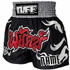 Tuff Muay Thai Boxing Shorts Customize Free Add Name 411 Fighting Free Shipping