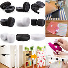 Sew on Self Adhesive Strong Sticky Hook Loop Strips Tape Strap Fasteners Discs