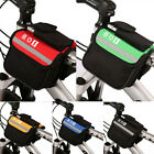 Waterproof Cycling Top Frame Pouch Holder Front Pannier Saddle Tube Phone Bag