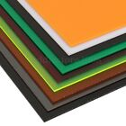 3mm A2 A3 A4 A5 A6 Acrylic Perspex Sheet Cut to Size Panel Plastic Satin Lot