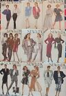 VTG NEW LOOK PATTERNS Sizes 6-20 Dress Jumpsuits Jackets Skirts Pants & More UC