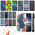 For ZTE Zmax Pro Carry Z981 Slim Soft TPU Silicone Clear Case Cover + Pen