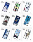 Ski Skiing Sport Snow Mountaine Boots Hard Case for Samsung Galaxy S8/S8 Plus