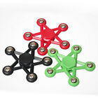 Fidget Spinner Five-pointed Star Hand Spinner Anti Stress EDC Sensory Plastic To