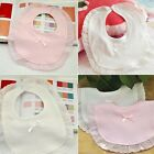 Cute Newborn Toddler Cotton Baby Bibs Boy Girl Saliva Towel Kids Bib Feeding