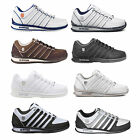 K-Swiss Rinzler Men's Trainer Sneakers Casual Shoes Leder Low Shoes