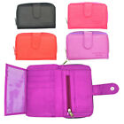Ladies Large Faux Leather Organiser Purse with Zipped Coin Section by Lorenz