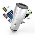 Single USB Port Qualcomm Quick Charge 2.0 Indicator Light Universal Car Charger