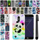 "For LG K20 Plus LV5 M250/ K10 2017 5.3"" Camo Design HARD Back Case Cover + Pen"