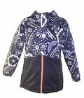 Girls Columbia Ready Set Snow Insulated Winter Jacket Ski Thermal Coil NWT Navy