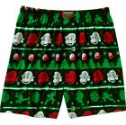 Teenage Mutant Ninja Turtles Christmas Men's Boxer Briefs TMNT Underwear Shorts