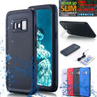 Swimming Waterproof Shockproof Case Slim Full Body Cover F Samsung Galaxy S8 S8+