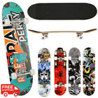 22''24''31''41'' Retro Skateboard Mini Penny Board Longboard Complete Deck USA image