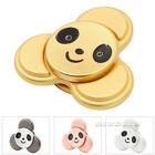 Cute Panda Hand Spinner Tri Fidget Spinner 3D EDC Focus Toy Kids/Adult Toy Gyro