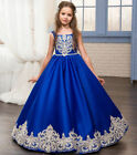 NEW Communion Party Prom Princess Pageant Bridesmaid Wedding Flower Girl Dressy