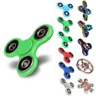 Fidget Spinner ADD ADHD Relief EDC Stainless Steel Ball Bearing Toy Hand Spinner