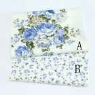 50cm*160CM Fasion Flower 100%cotton fabric Quilting  Clothes Bedding Sewing 057