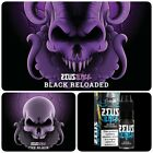 E Liquid Zeus Juice THE BLACK & BLACK RELOADED VG/PG 50/50 0mg 3mg 6mg 12mg 18mg