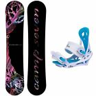 New Special Featherlite and Mystic Women's Snowboard Package