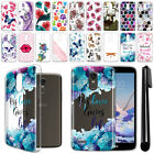 "For LG Stylo 3 Stylus 3 LS777 L84VL 5.7"" Ultra Thin Clear TPU Case Cover + Pen"