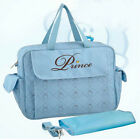 New Trendy Mommy Shoulder Bag Baby Diaper Nappy Changing Tote Handbag