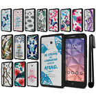 For Alcatel Onetouch Fierce XL 5054 Hybrid Clear TPU bumper Case Cover + Pen