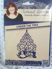 Tattered Lace Metal Die - UNDER THE TREE (D1426) - Christmas ** LAST STOCK **