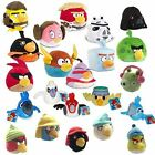 OFFICIAL ANGRY BIRDS SOFT TOYS SPACE STAR WARS RIO WINTER PLUSH 5 8 12 INCH $22.07 USD