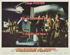 """FORBIDDEN PLANET 1956 = #6 Atomic RAY GUN = POSTER CHOOSE FROM 7 SIZES 19"""" - 36"""""""