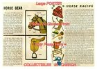 """HORSE GEAR & RACING 1955 = POSTER Not Comic Book CHOOSE FROM 7 SIZES 19"""" - 36"""""""