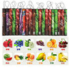 500 Puff New Disposable Wholesale Fruits Flavors Electronic Pen Hookah