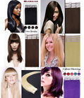 "USPS 18""-26"" Human Tape Tip in Hair Extensions 20pcs 1.25g-3.5g/pc Full Head"