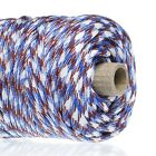 Golberg 750 Type Paracord 200 Ft Tube, 500 & 1000 Ft Spools - Multiple Colors