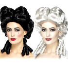 Marie Antoinette Baroque Wig Ladies Fancy Dress French Adult Costume Accessories
