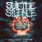 SUICIDE SILENCE - YOU CAN'T STOP ME USED - VERY GOOD CD