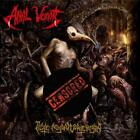 ANAL VOMIT - PESTE NEGRA, MUERTE NEGRA USED - VERY GOOD CD