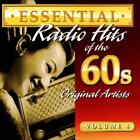 VARIOUS ARTISTS - ESSENTIAL RADIO HITS OF THE 60S, VOL. 4 NEW CD