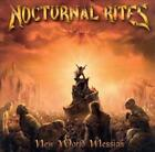 NOCTURNAL RITES - NEW WORLD MESSIAH NEW VINYL RECORD