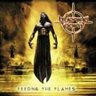 BURNING POINT - FEEDING THE FLAMES USED - VERY GOOD CD