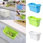 green garbage can - New Kitchen Cabinet Door Hanging Trash Garbage Bin Can Rubbish Container