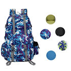 50L Outdoor Backpack Hiking Bag Travel Waterproof Pack Mountaineering Nylon New